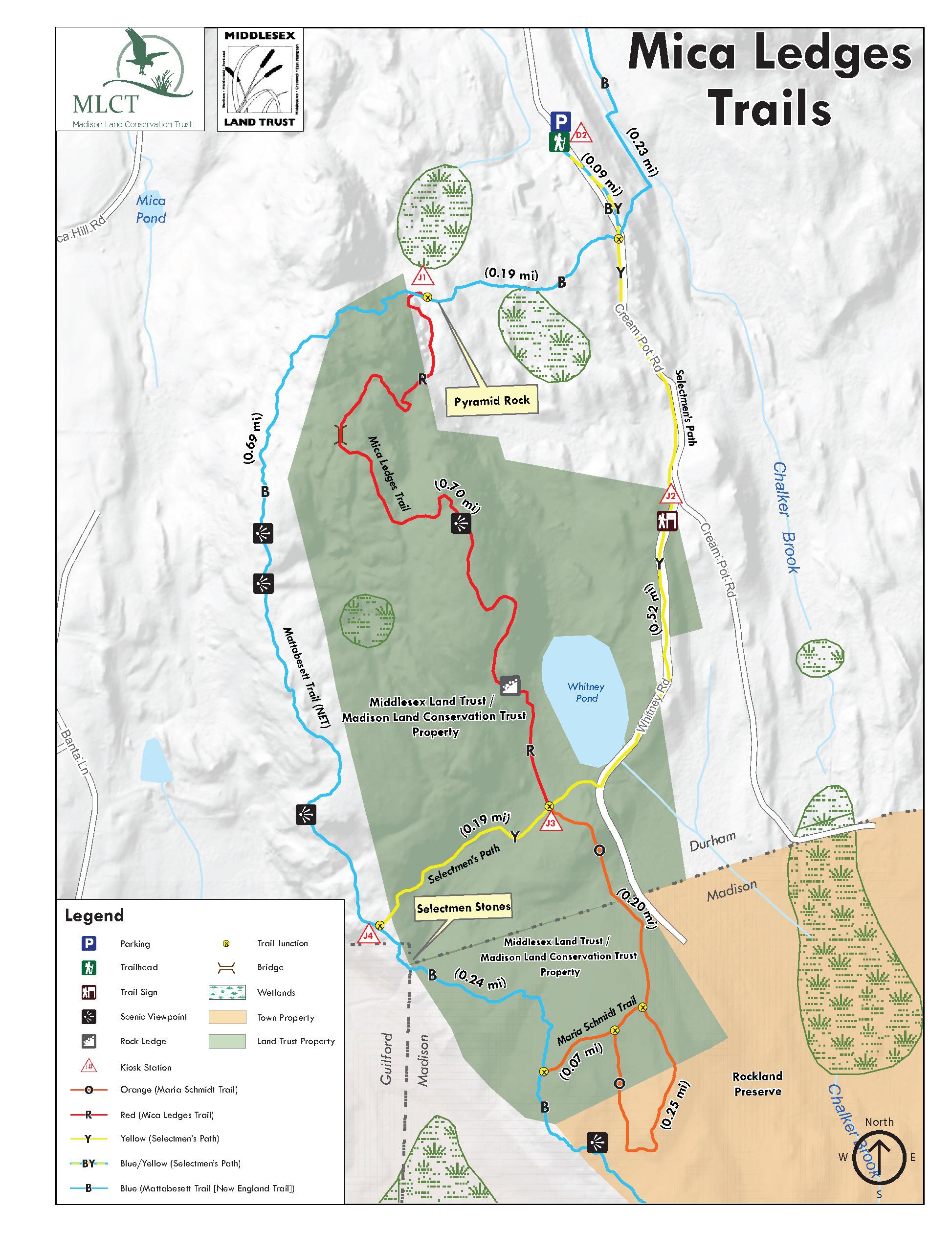 Mica Ledges Map 160517-2
